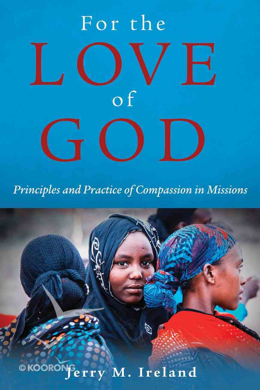 For the Love of God eBook