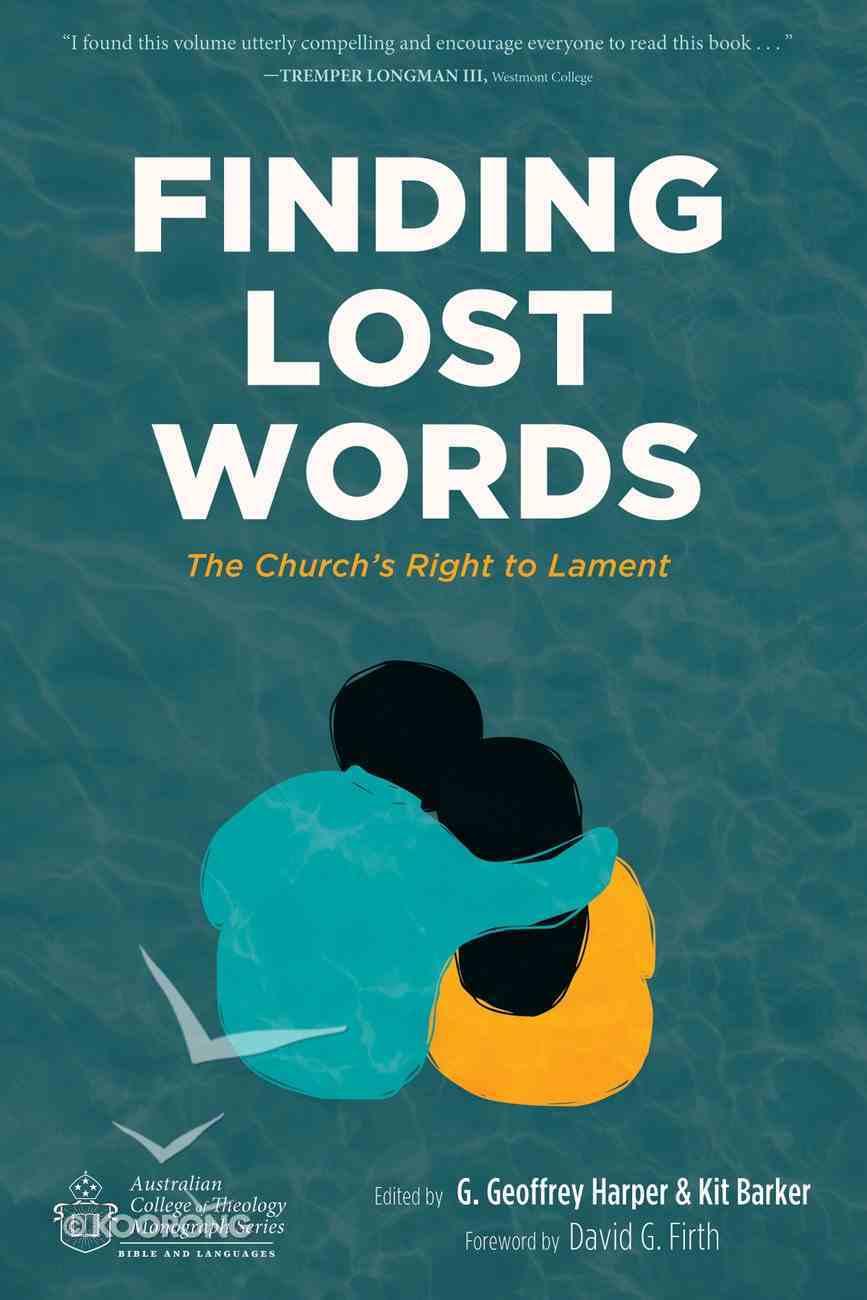Finding Lost Words eBook