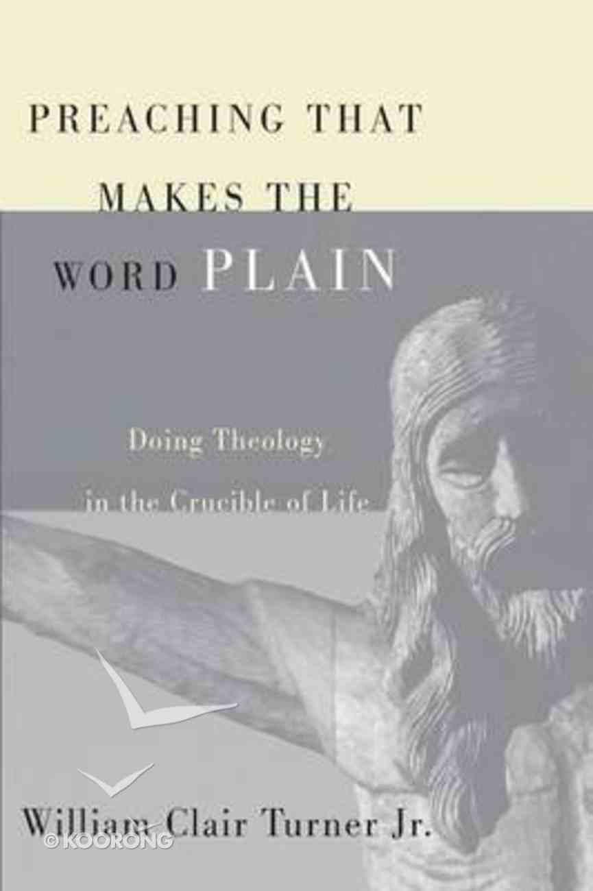Preaching That Makes the Word Plain eBook