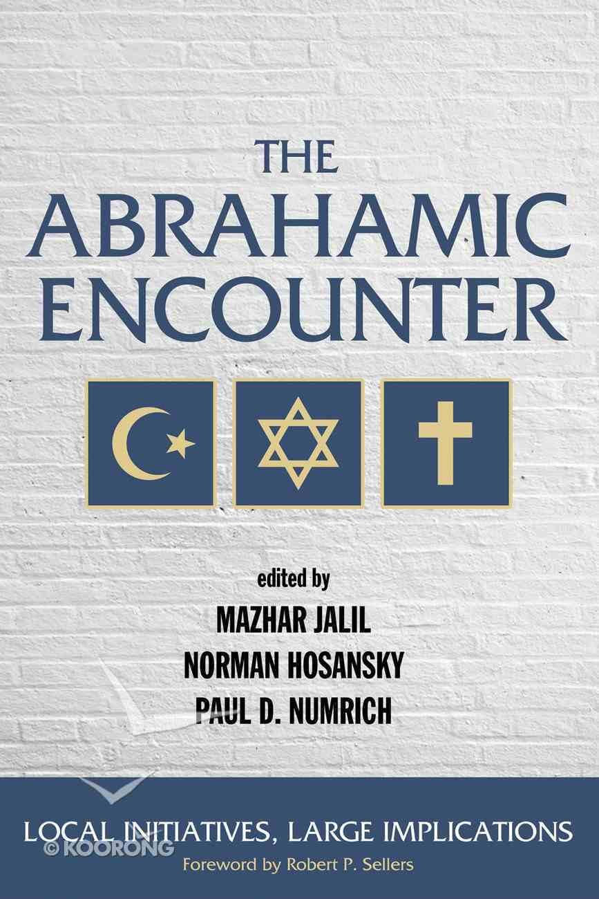 The Abrahamic Encounter eBook