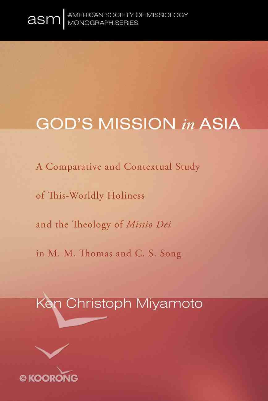 God's Mission in Asia eBook
