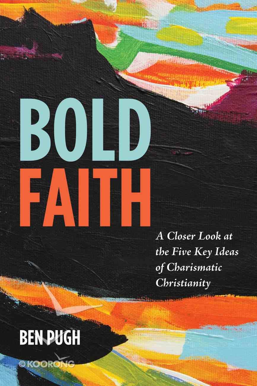 Bold Faith eBook