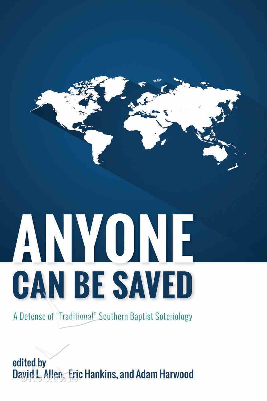 Anyone Can Be Saved eBook