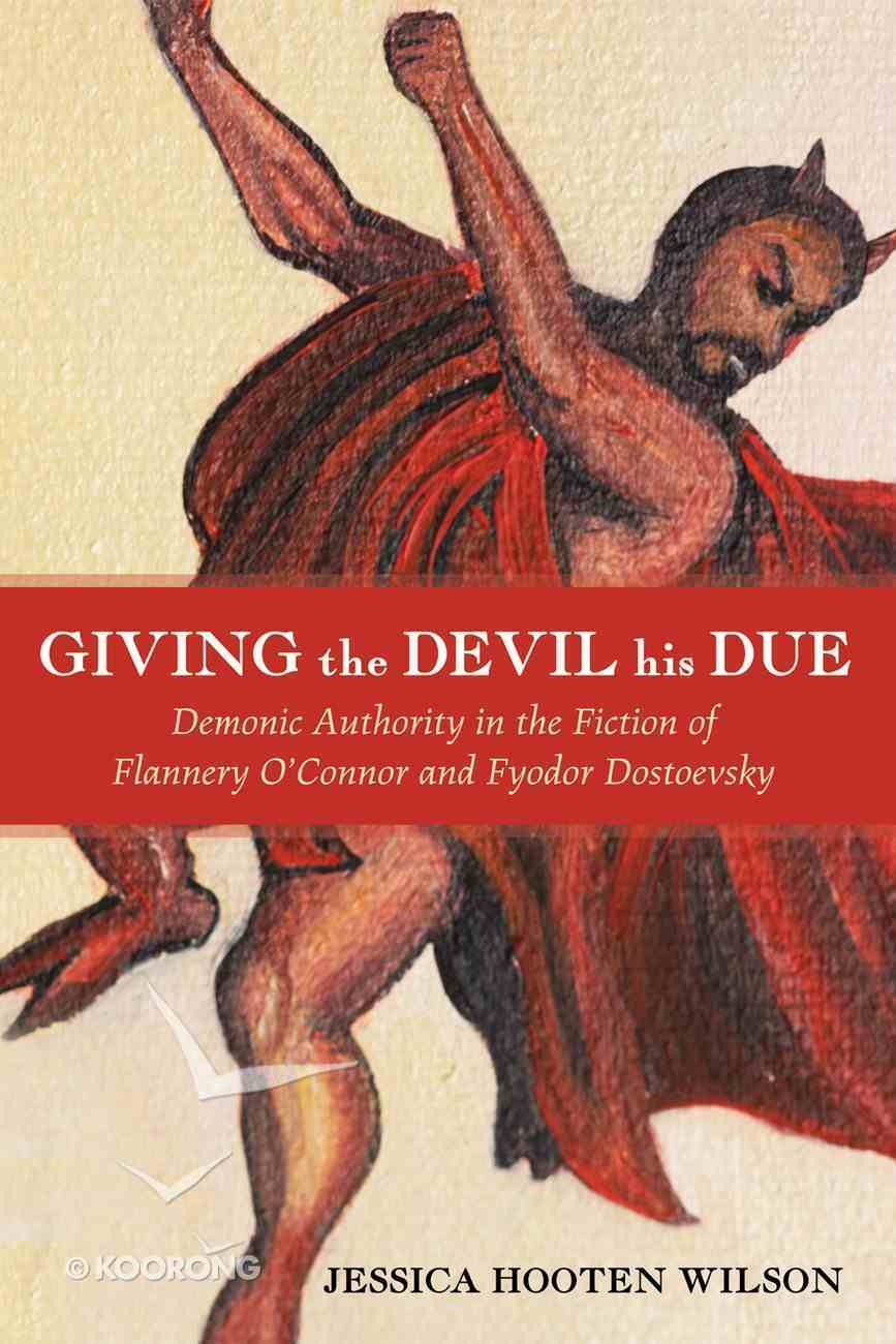 Giving the Devil His Due eBook