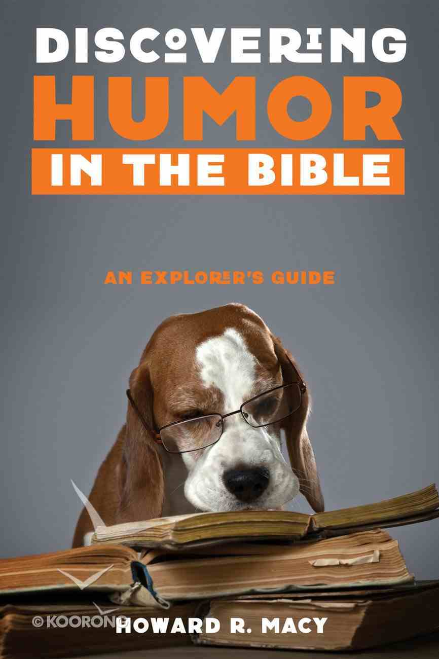 Discovering Humor in the Bible eBook