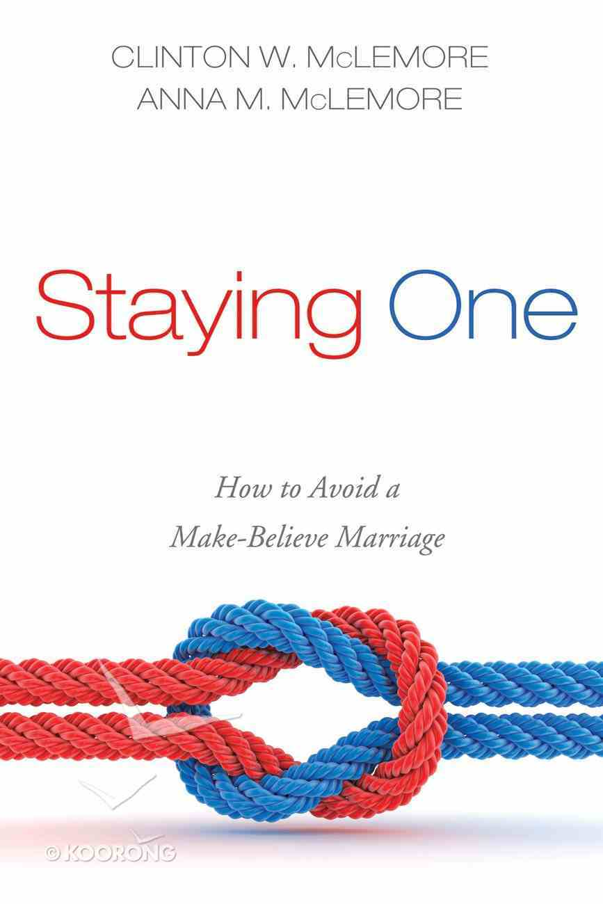 Staying One eBook