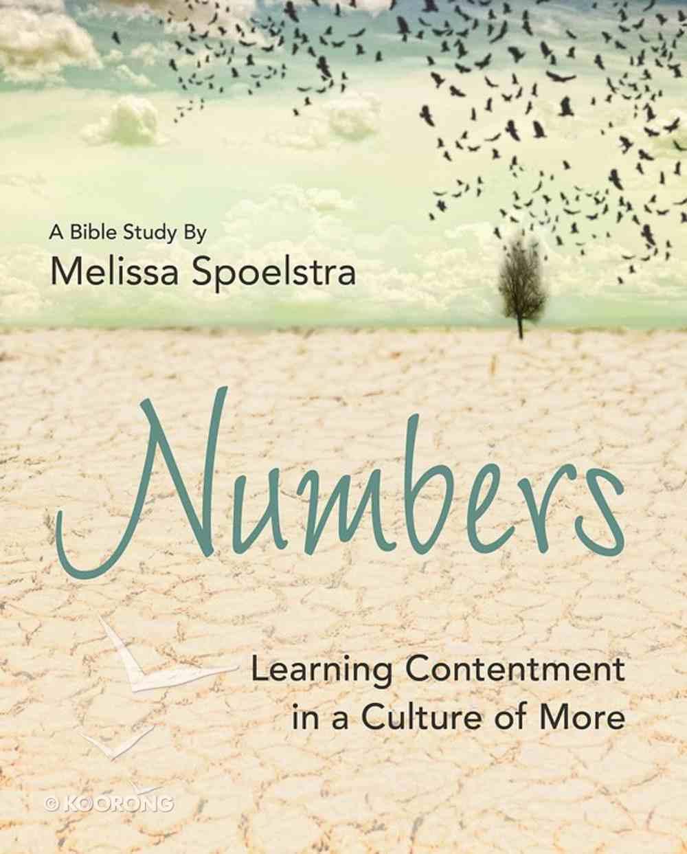 Numbers - Women's Bible Study Participant Workbook eBook