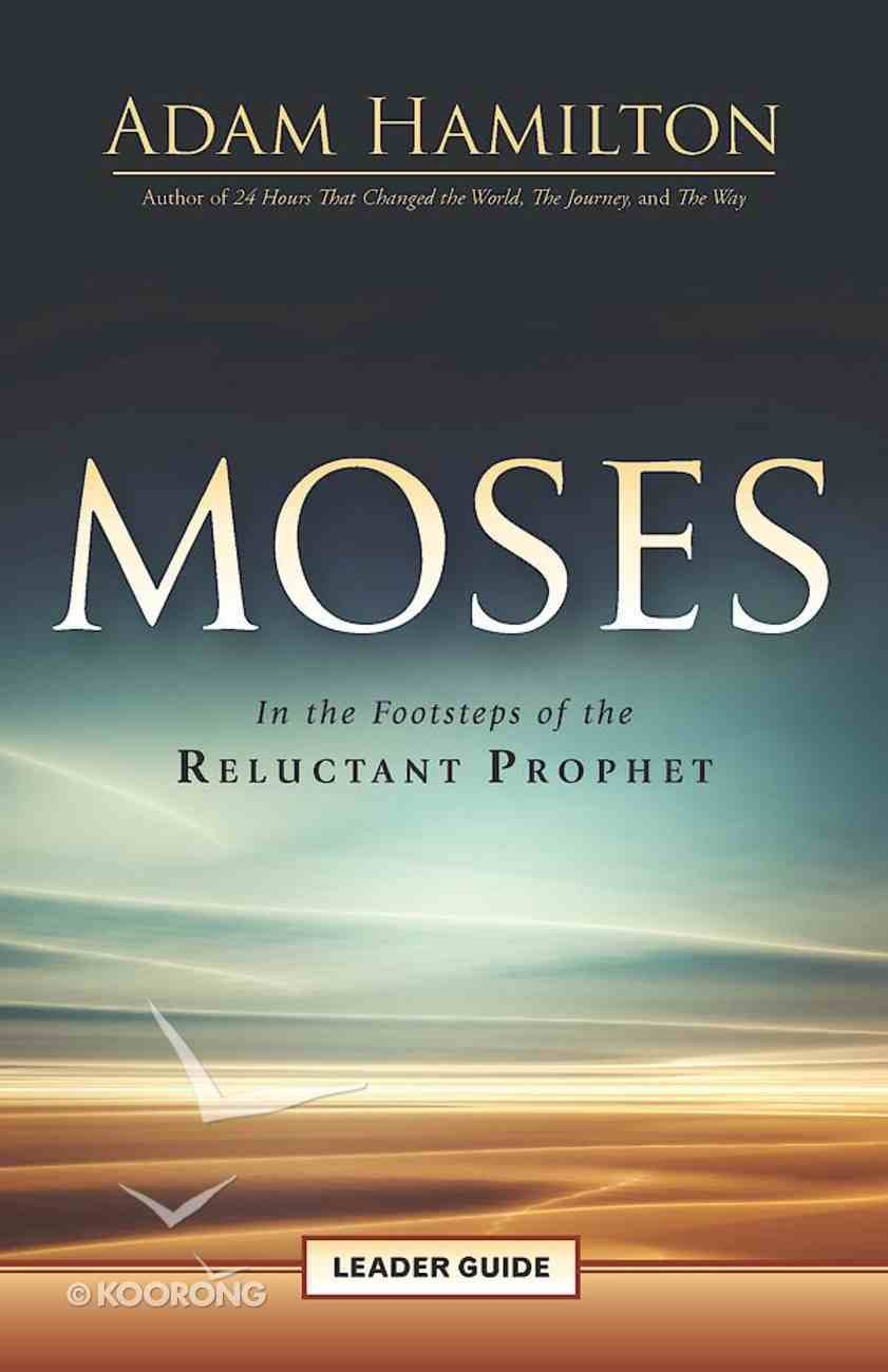Moses Leader Guide eBook