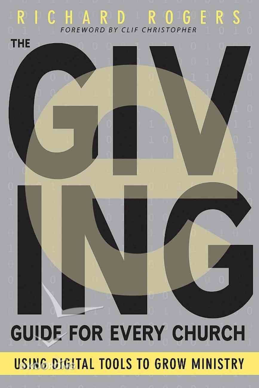 The E-Giving Guide For Every Church eBook