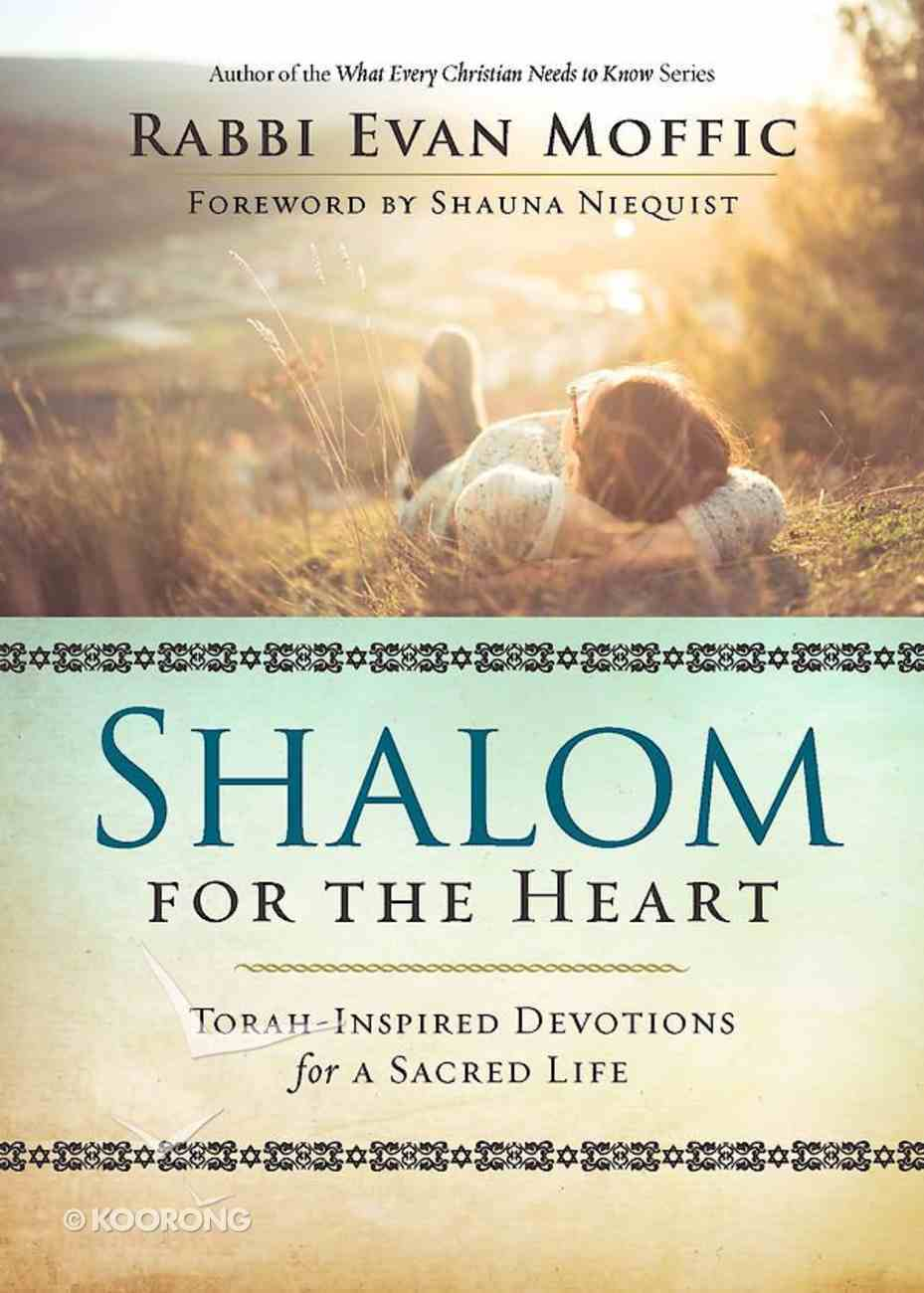 Shalom For the Heart eBook