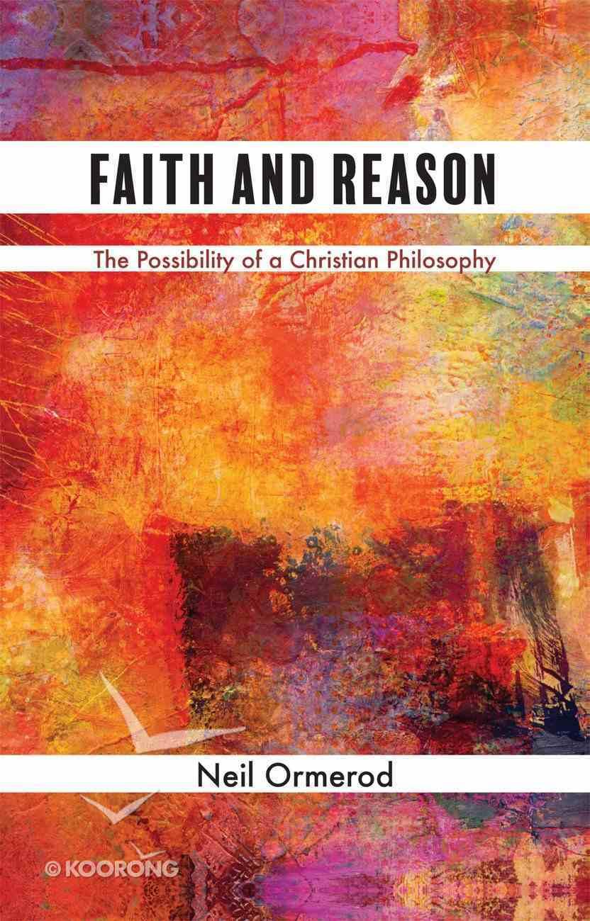 Faith and Reason eBook