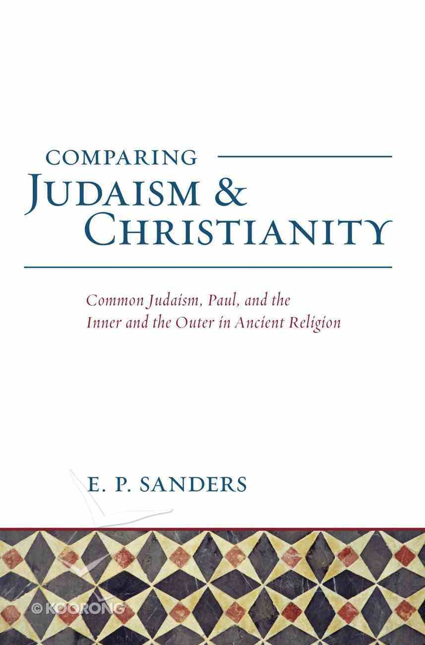 Comparing Judaism and Christianity eBook