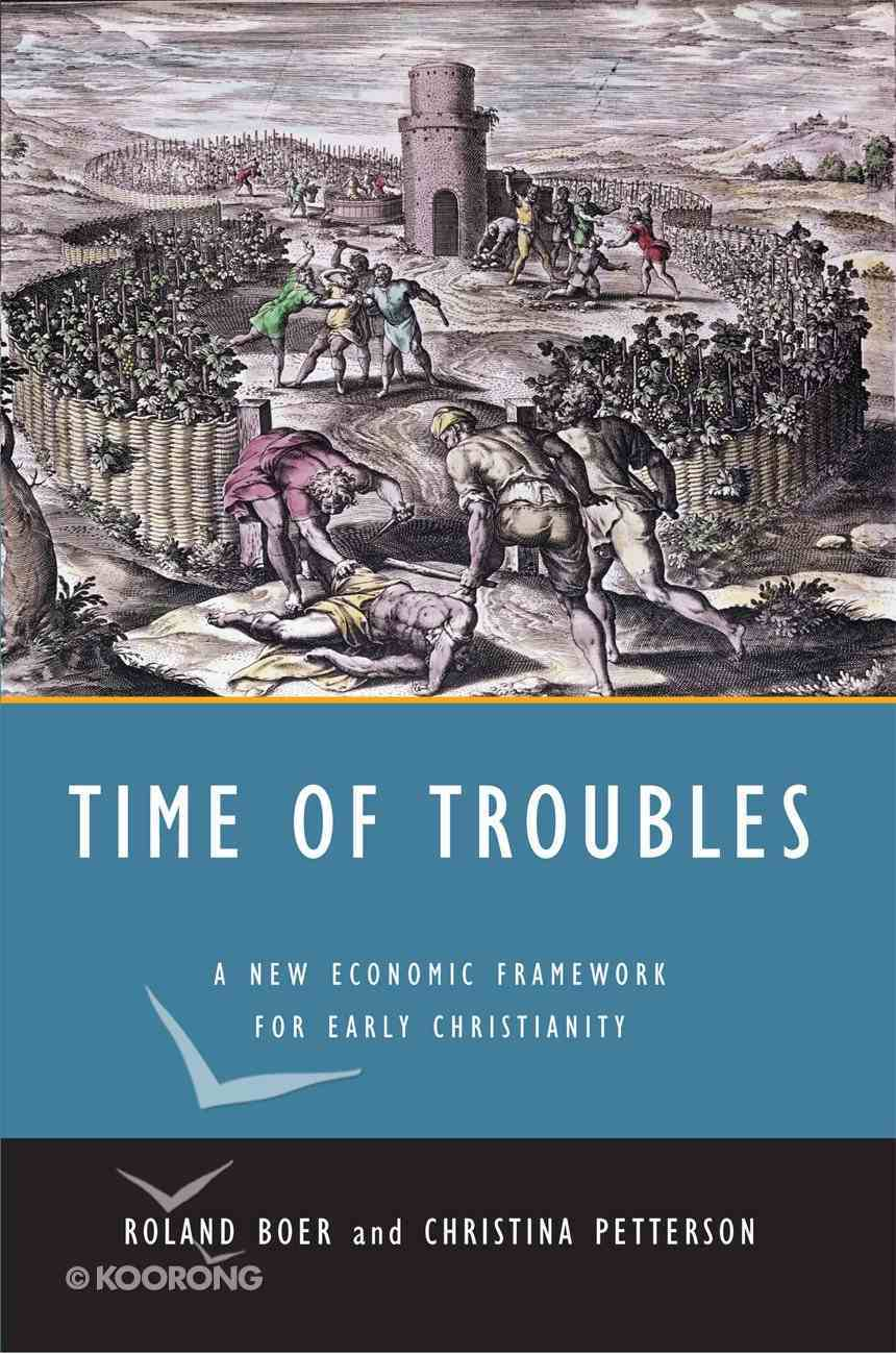 Time of Troubles eBook