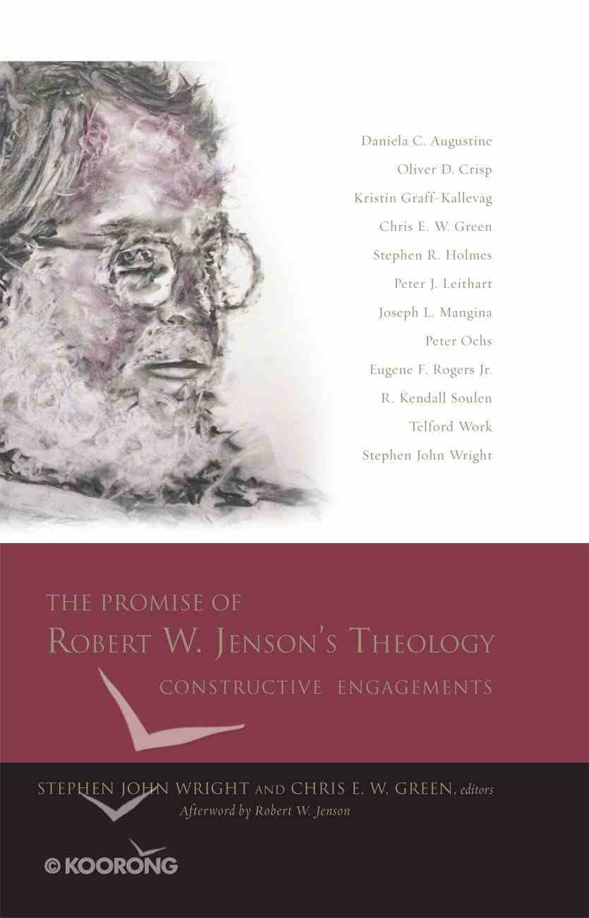 The Promise of Robert W. Jenson's Theology eBook