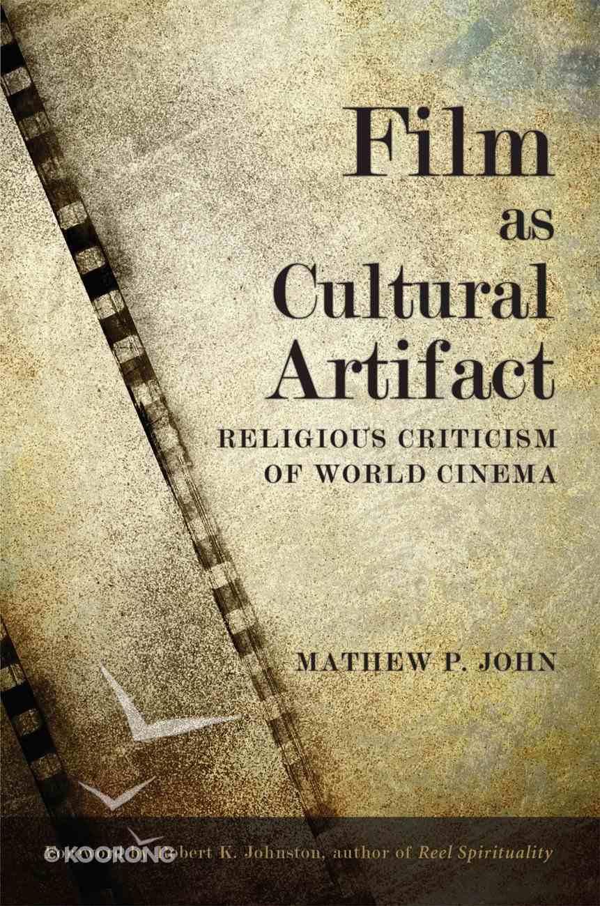 Film as Cultural Artifact eBook