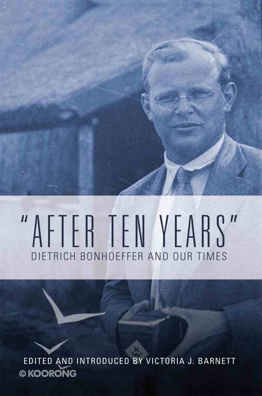 """After Ten Years"" eBook"