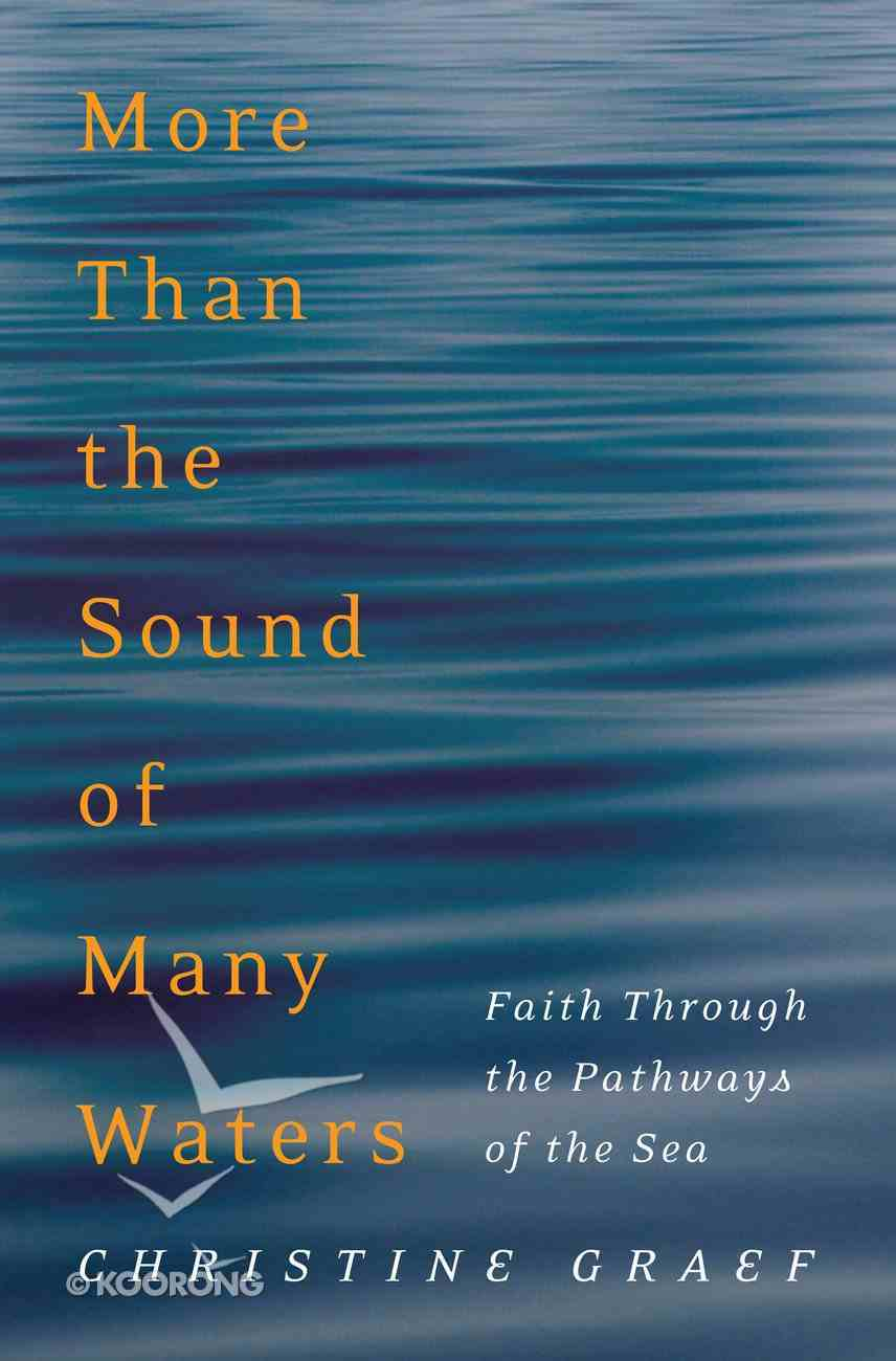 More Than the Sound of Many Waters eBook