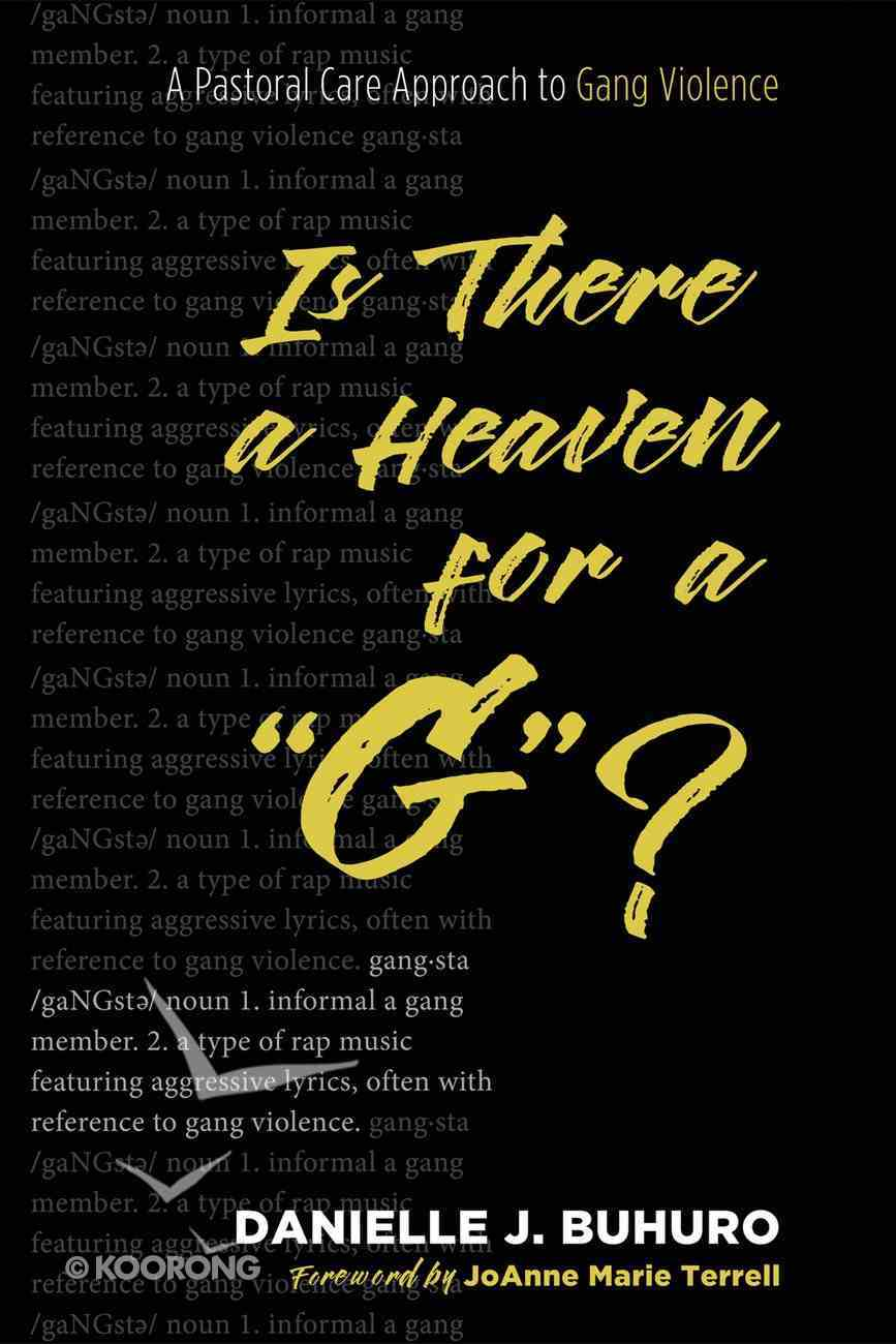 """Is There a Heaven For a """"G""""? eBook"""