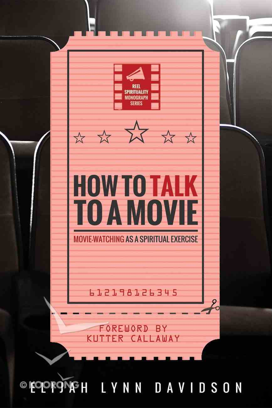 How to Talk to a Movie eBook