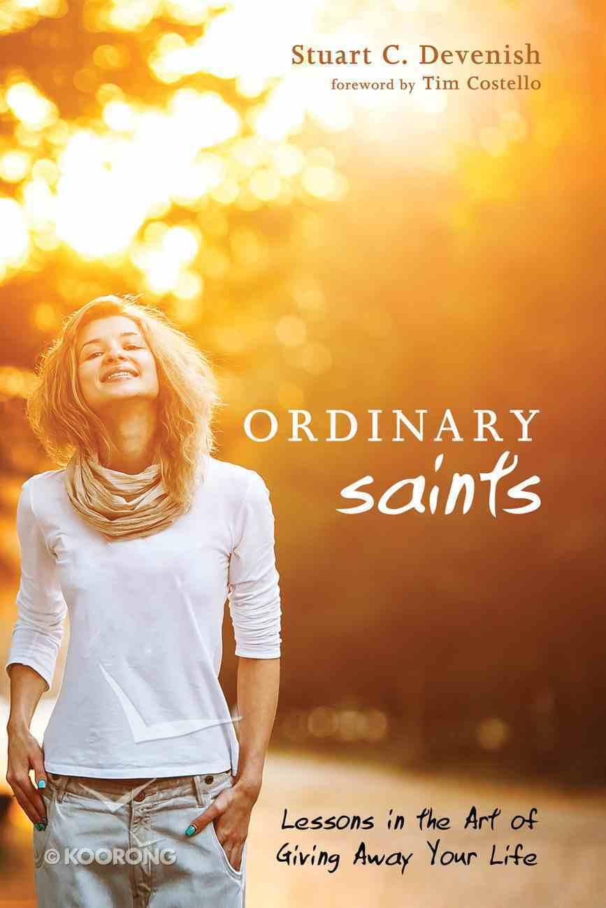 Ordinary Saints eBook