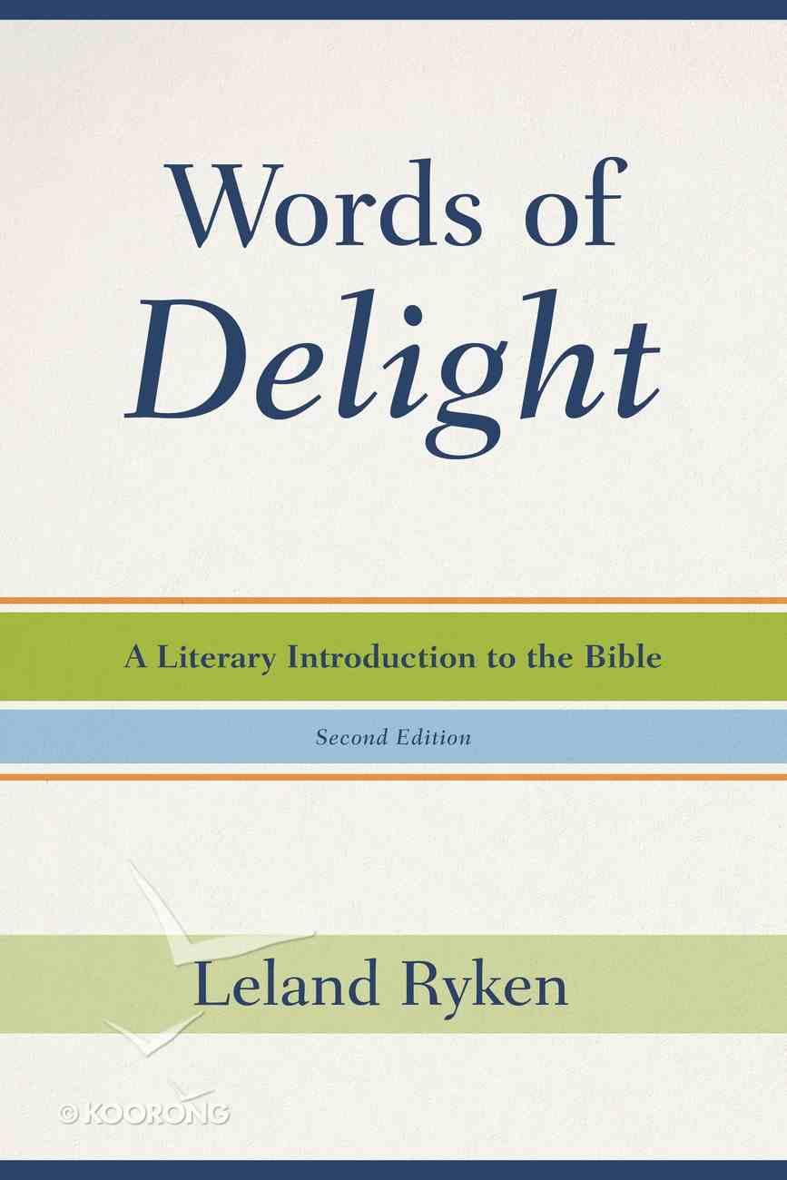 Words of Delight eBook