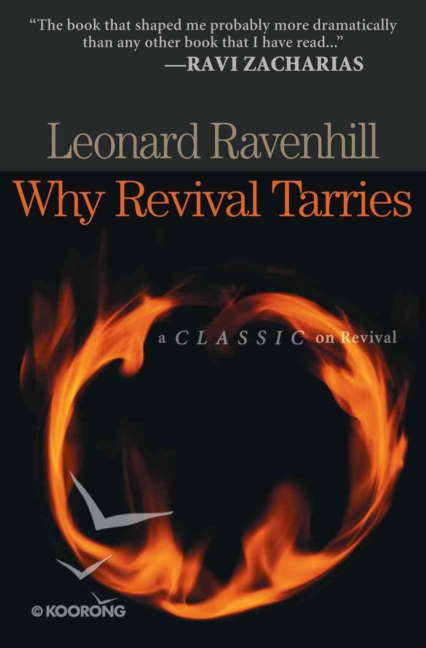 Why Revival Tarries eBook