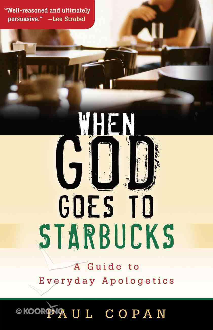 When God Goes to Starbucks eBook
