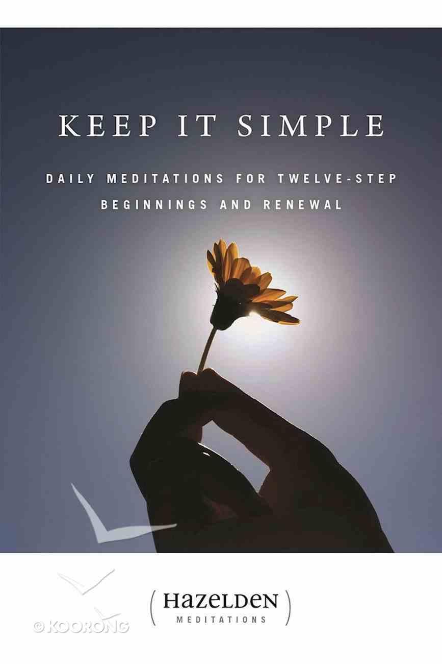 Keep It Simple eBook