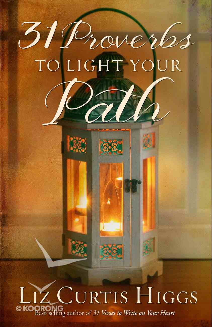 31 Proverbs to Light Your Path eBook