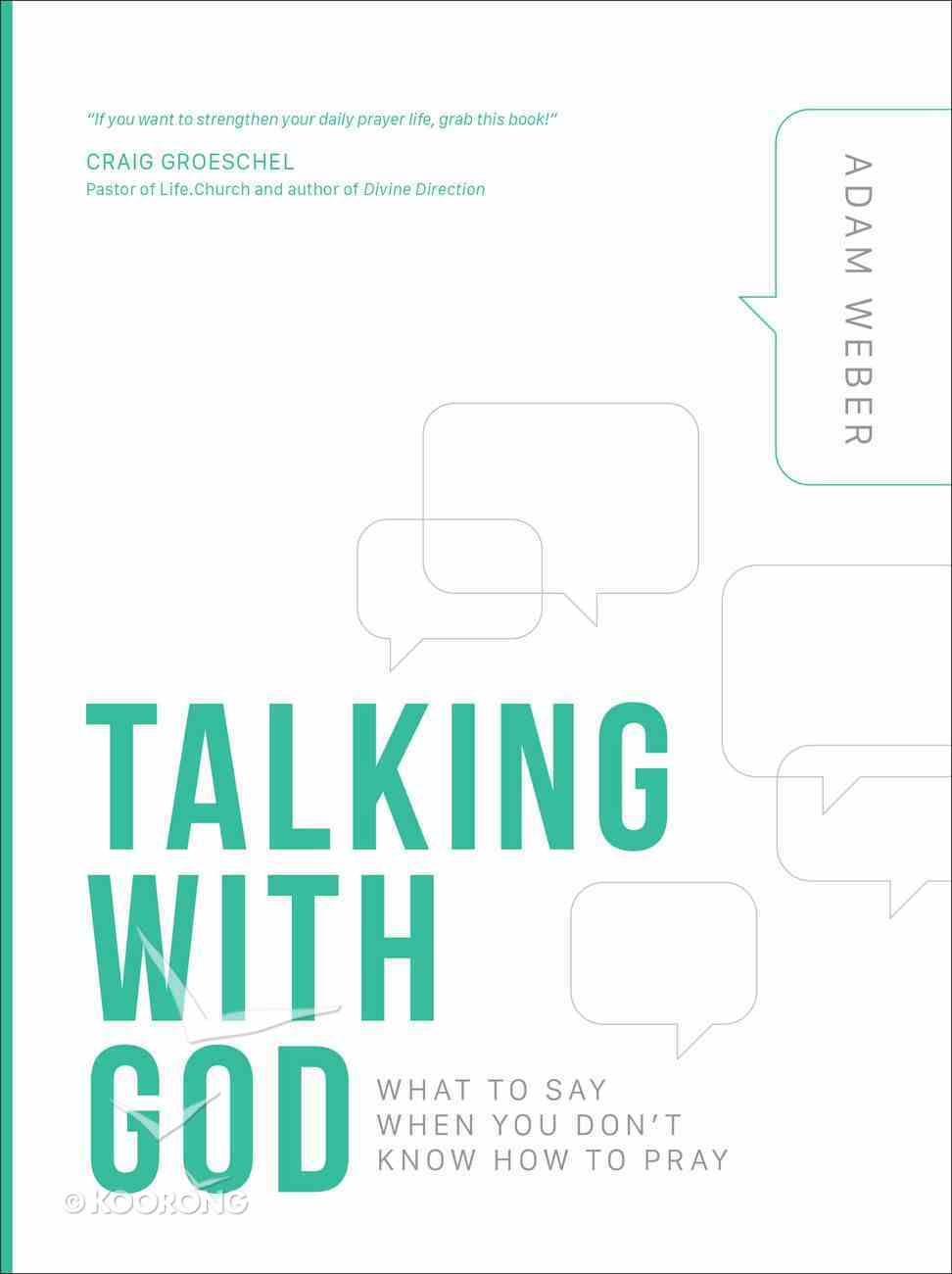 Talking With God eBook