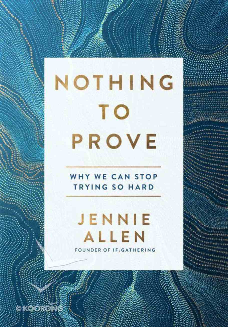 Nothing to Prove eBook