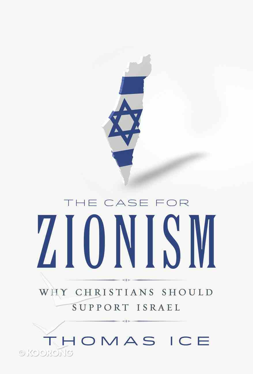 The Case For Zionism eBook