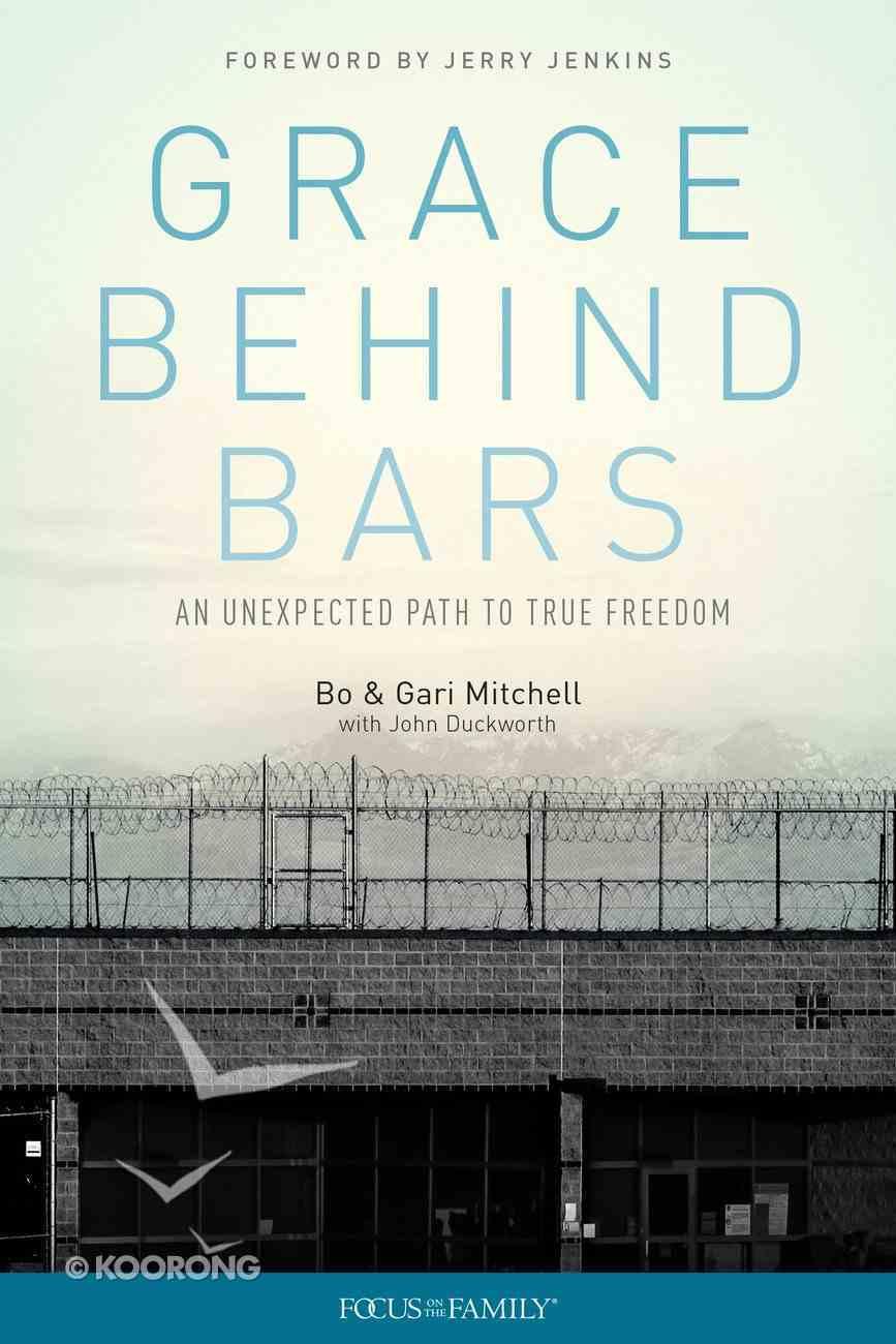 Grace Behind Bars eBook