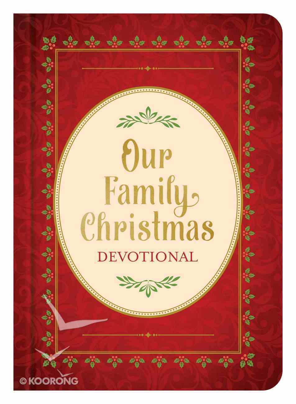 Our Family Christmas eBook