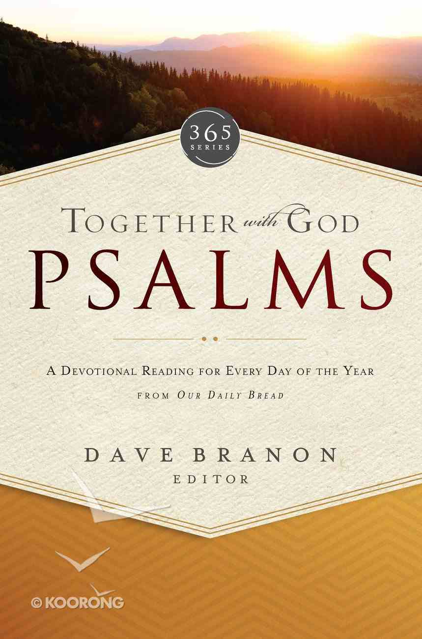 Together With God: Psalms eBook