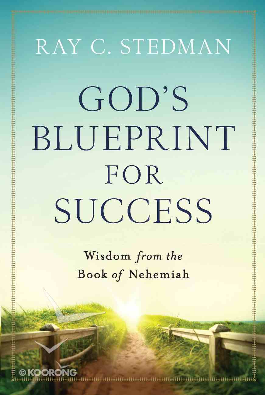 God's Blueprint For Success eBook