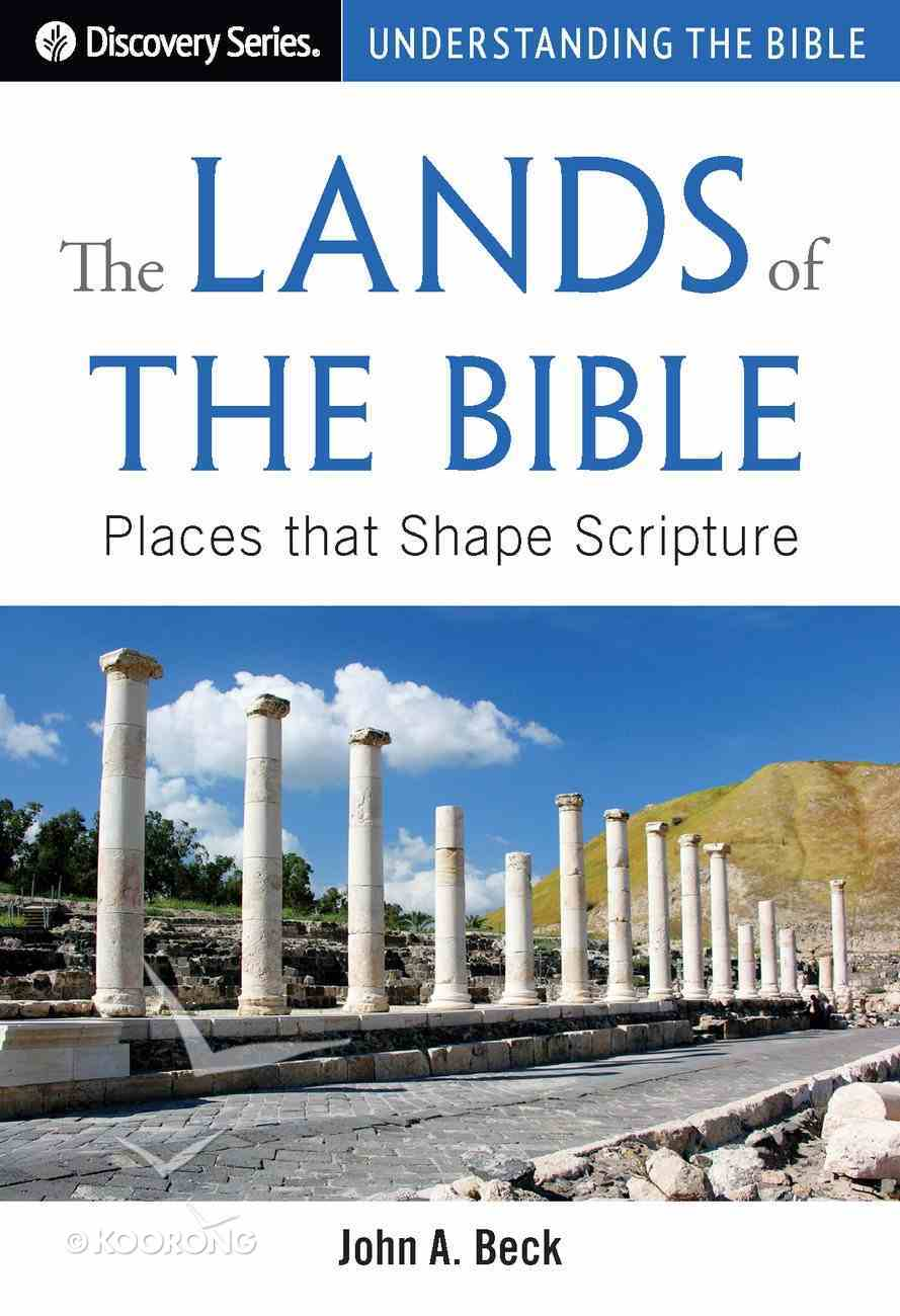 The Lands of the Bible (#52 in Discovery Series Bible Study) eBook