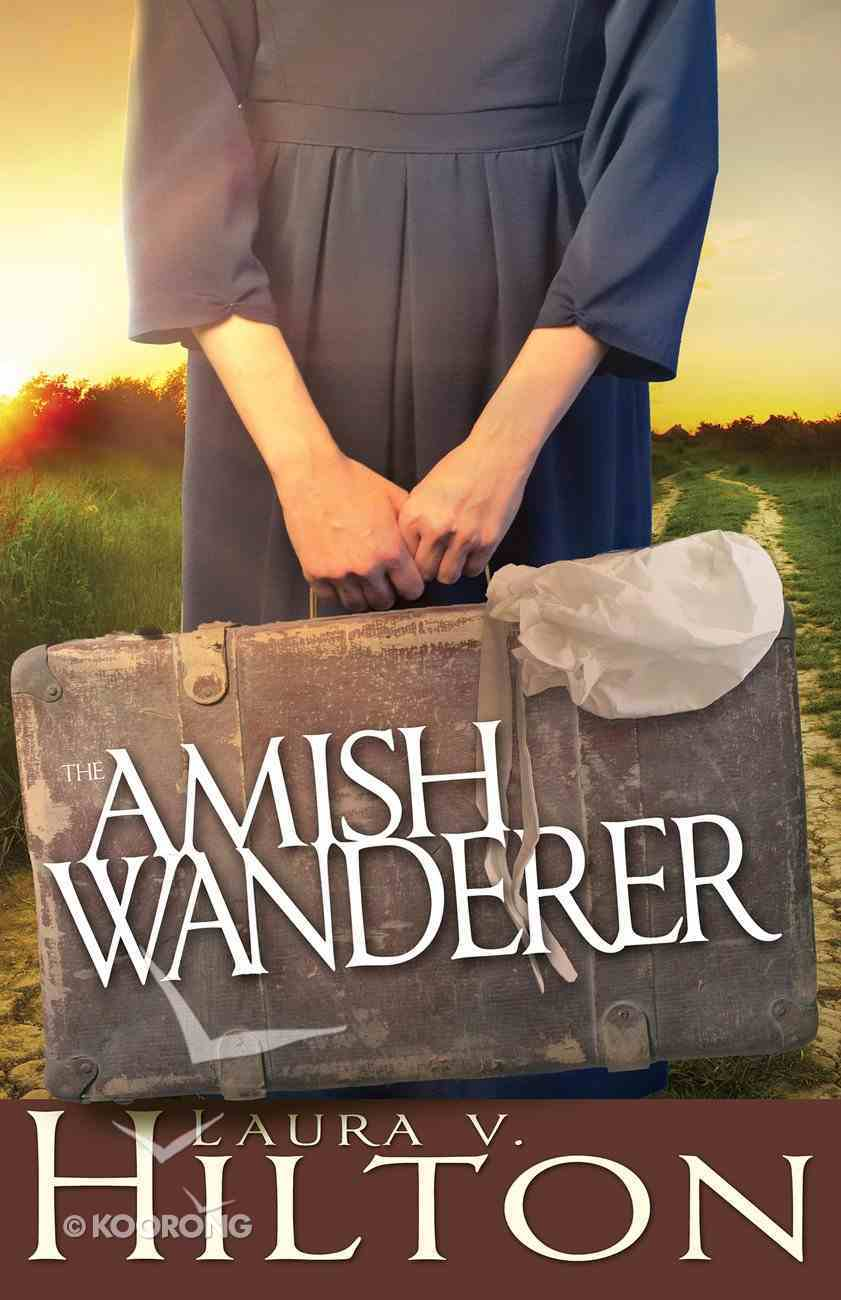 The Amish Wanderer eBook