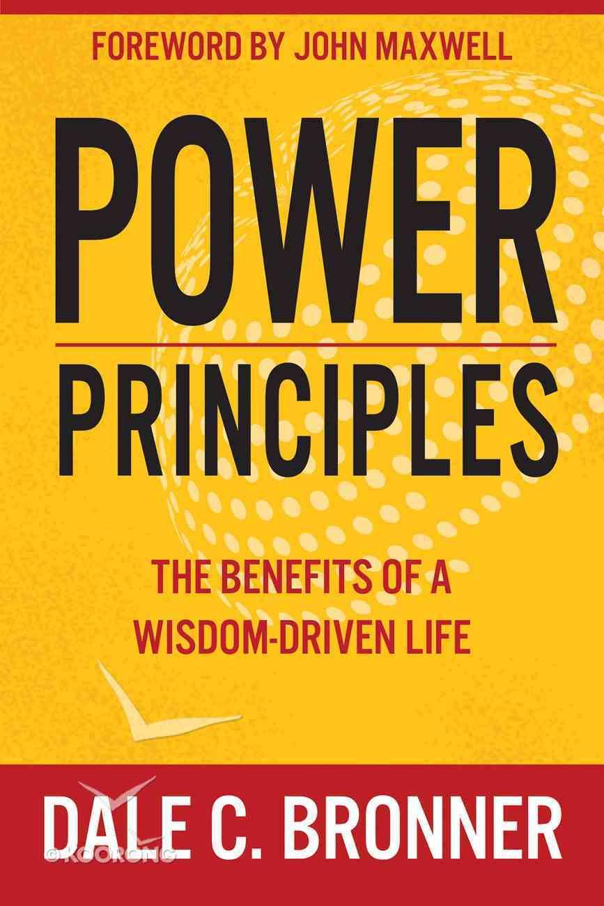Power Principles eBook