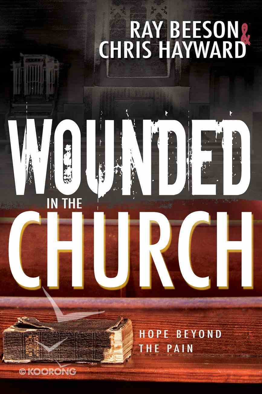 Wounded in the Church eBook