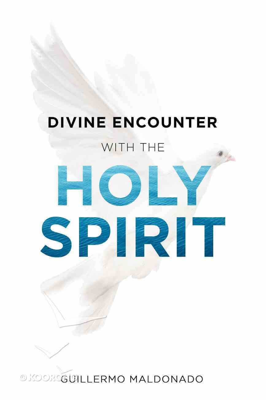 Divine Encounter With the Holy Spirit eBook