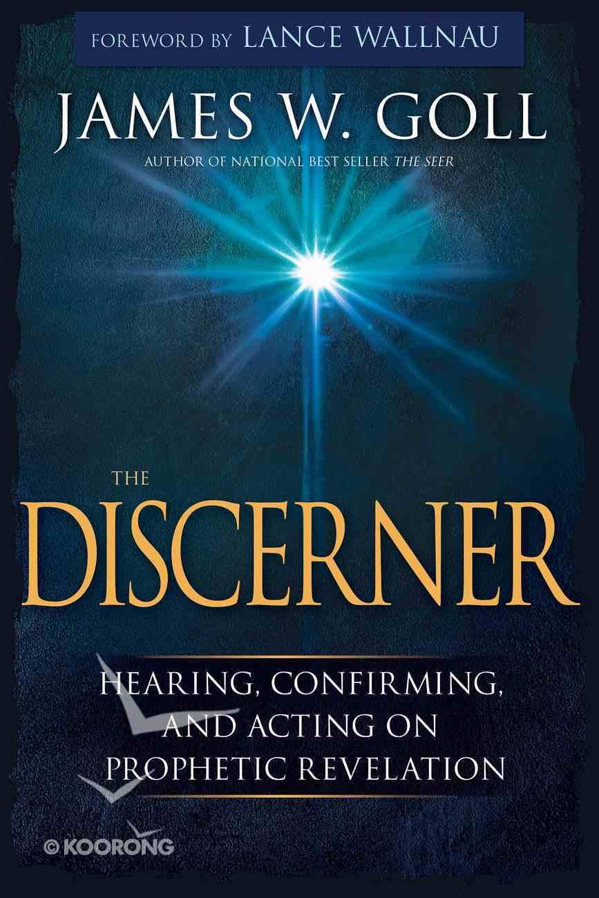 The Discerner eBook