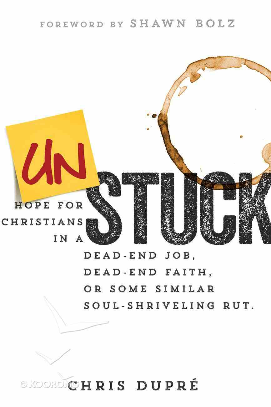 Unstuck eBook