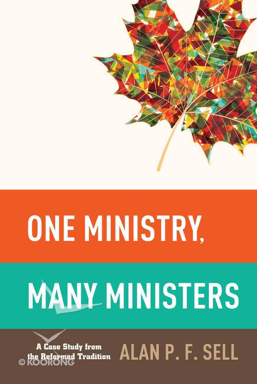 One Ministry, Many Ministers eBook