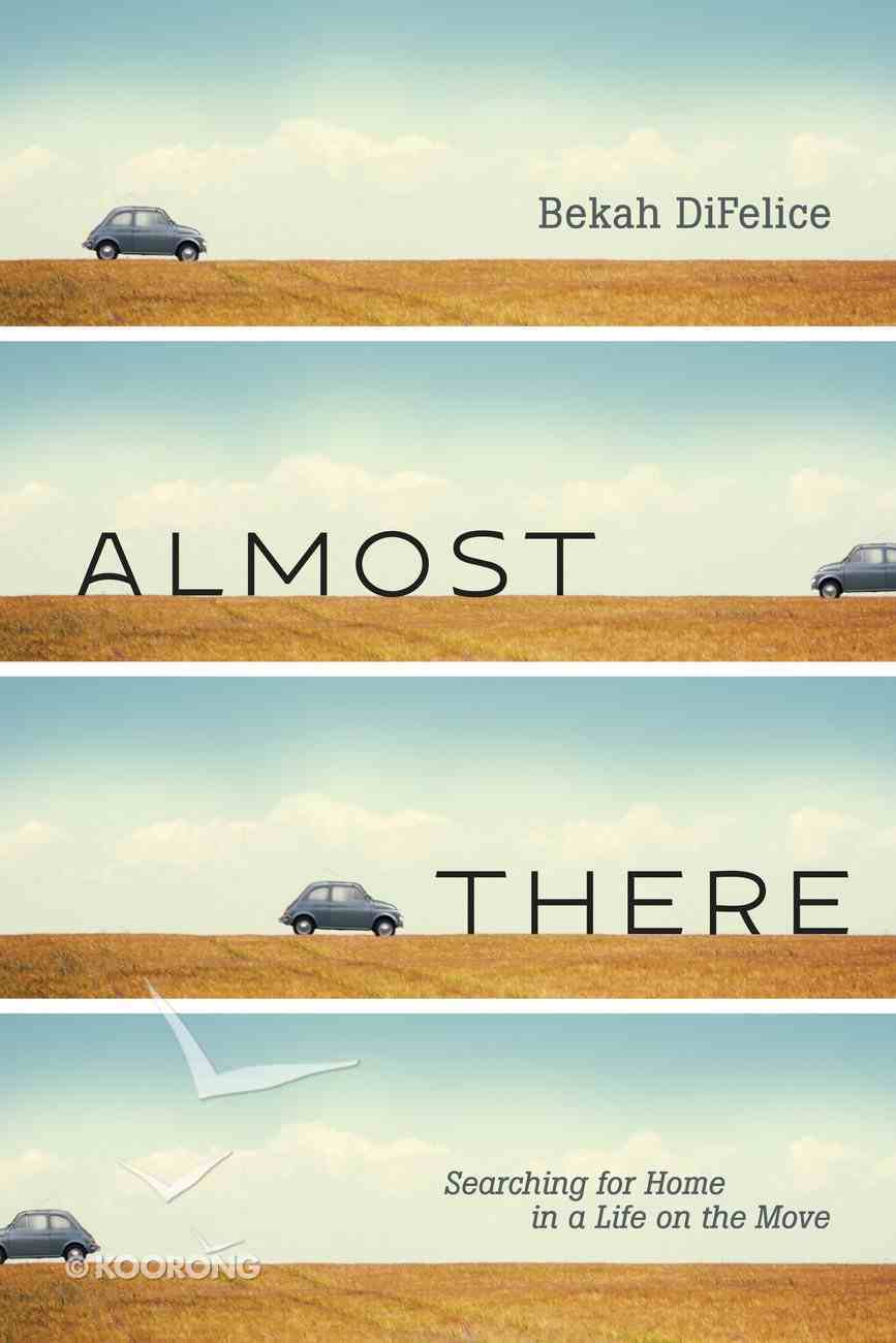 Almost There eBook
