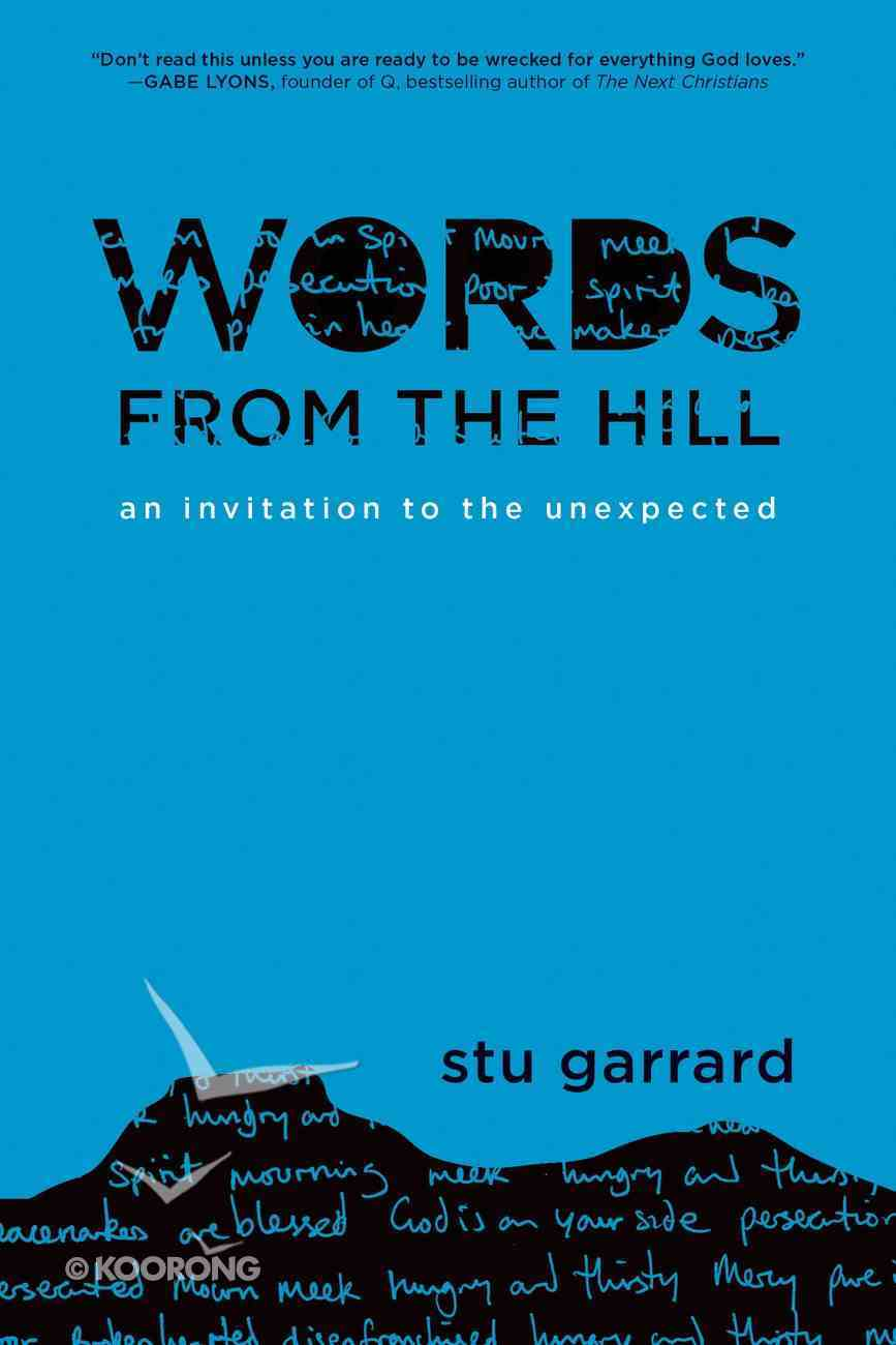 Words From the Hill eBook