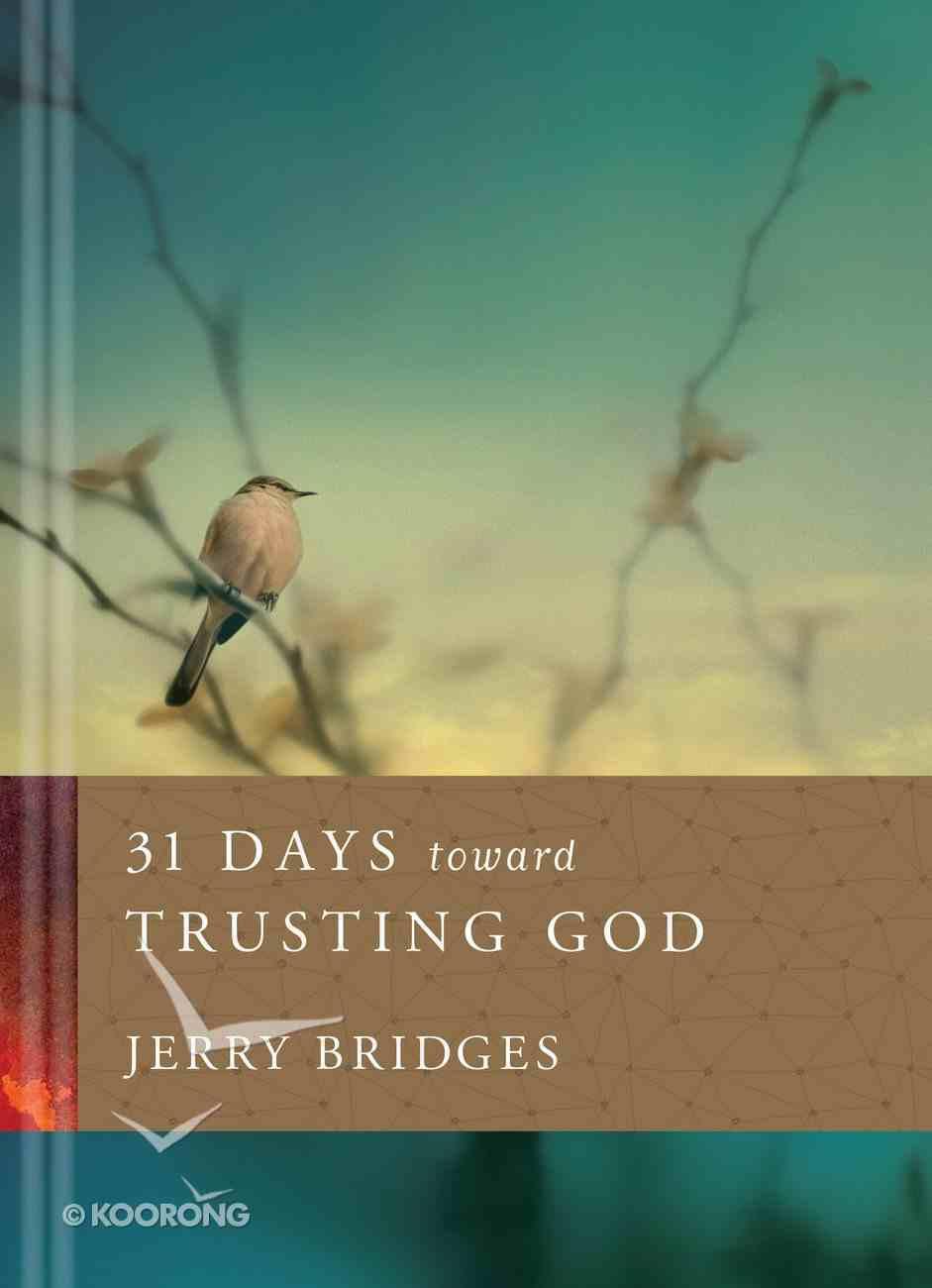 31 Days Toward Trusting God eBook