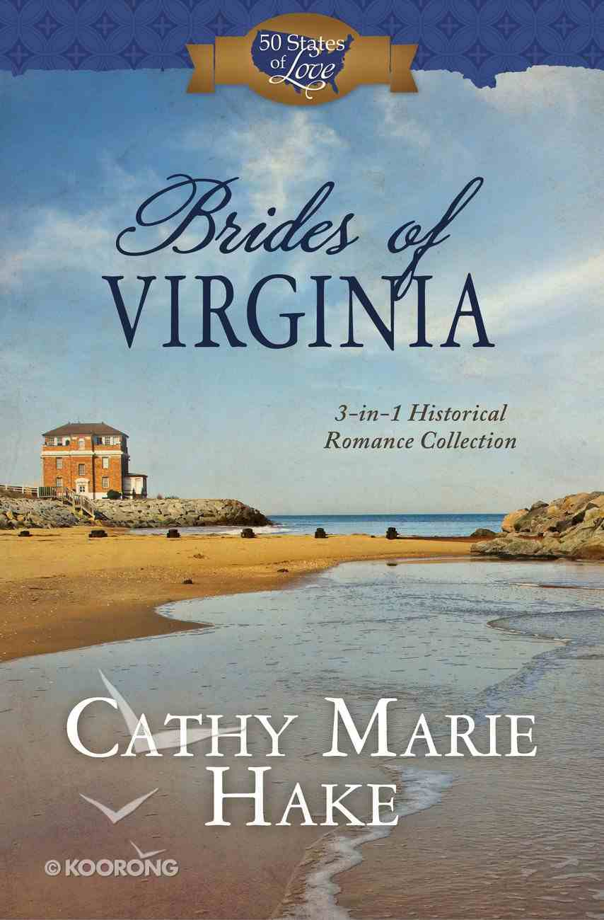 Brides of Virginia eBook