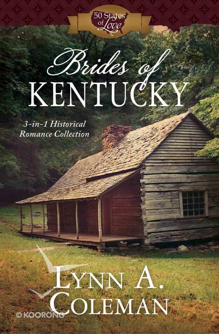 Brides of Kentucky eBook