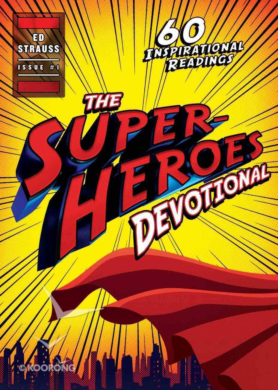 The Superheroes Devotional eBook